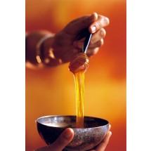 Metoda woskowa zastosowana w profesjonalnym gabinecie daje efekt  przez 3-4 tygodnie, przy czym, aby uzyskać gładką skórę trzeba wykonać  kilka zabiegów.