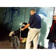 Jest naprawdę wiele osób w gorszej sytuacji życiowej niż my - zapewnia 73-letni wolontariusz, Jan Noga.