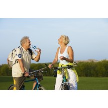 Jazda na rowerze to nie tylko zdrowy, ale i przyjemny sposób na wspólne spędzanie czasu