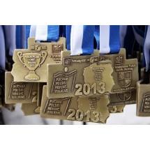 Medale czekają na zwycięzców!