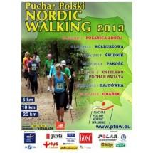 Zawody Pucharu Polski Nordic Walking w Pakości
