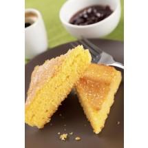 Dieta bezglutenowa może być smaczna, a wypieki z mąki kukurydzianej w niczym nie ustępują tradycyjnym