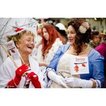 Dni Seniora, tradycyjnie, rozpocznie marsz seniorów w fantazyjnych strojach
