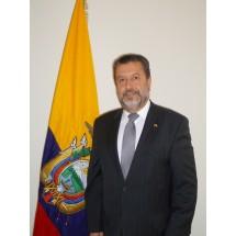 Fabian Valdivieso,  ambasador Republiki Ekwadoru w Polsce