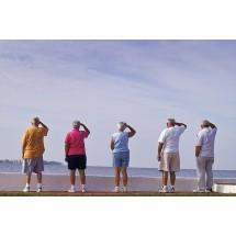W grupie Polaków po 55. roku życia, najchętniej w podróż w roku 2012 wybrałyby się osoby w wieku 60-64 lat.