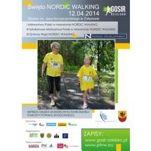 I Mistrzostwa Polski Nordic Walking w Maratonie