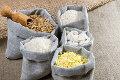 mąki, kasze , makarony